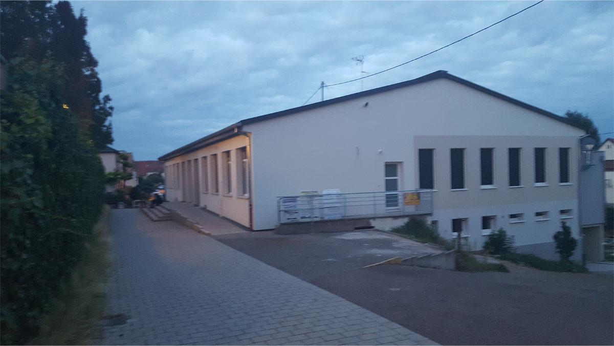Lingolsheim Foyer Oberlin